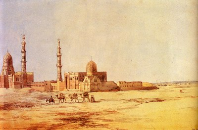 Tombs Of The Khalifs, Cairo