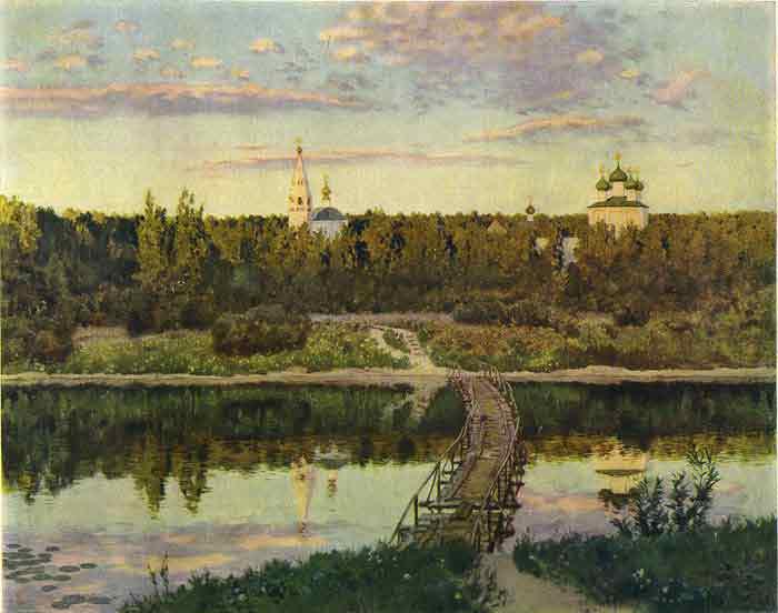 A Calm Place, 1890