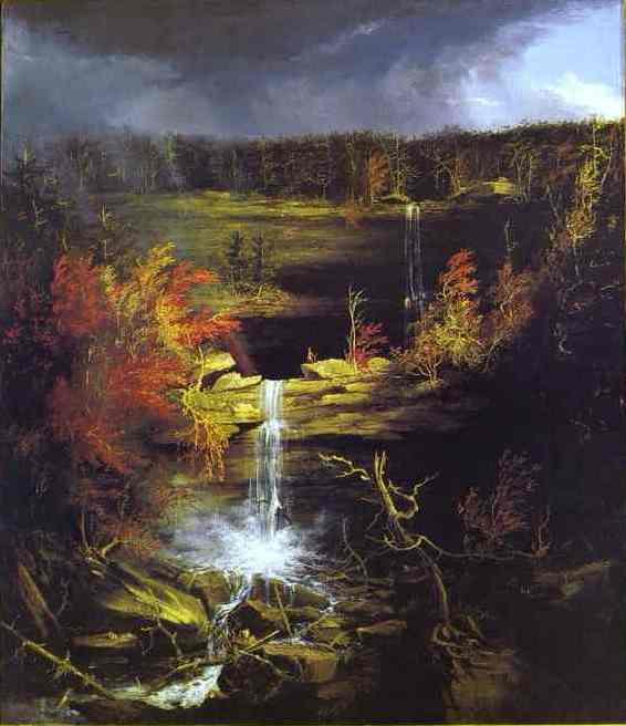 Falls of Kaaterskill. 1826