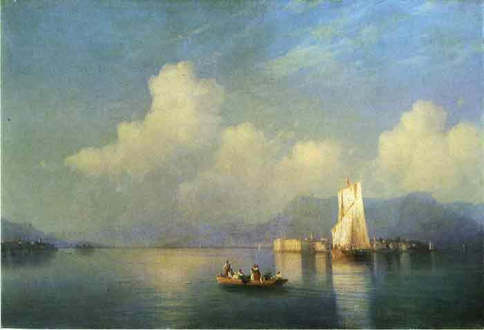 Italian Landscape, 1858