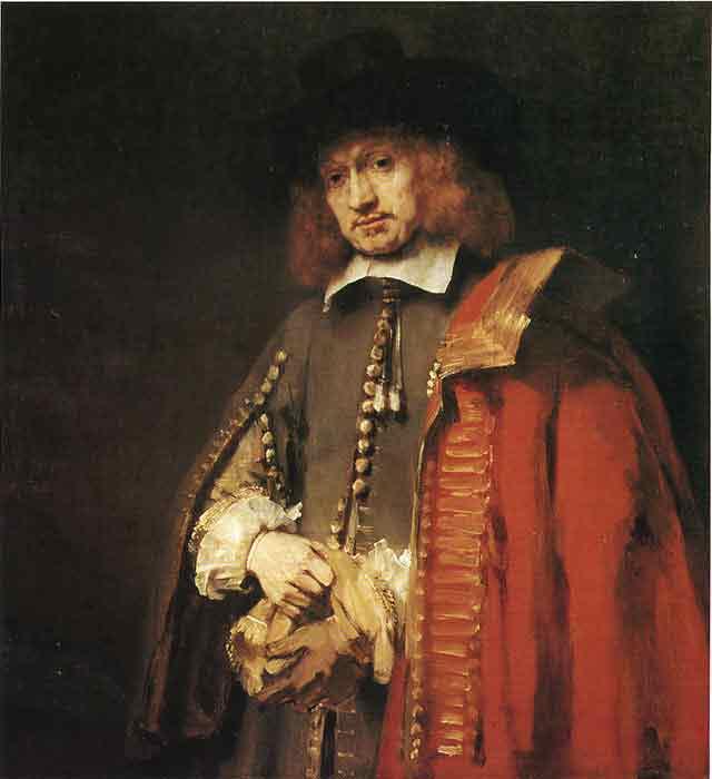 Jan Six, 1654