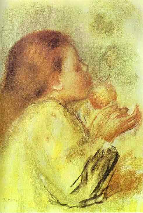 A Girl. 1885