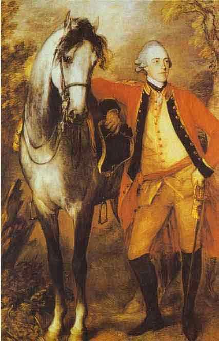Edward, 2nd Viscount Ligonier. Exhibited R.A. 1771