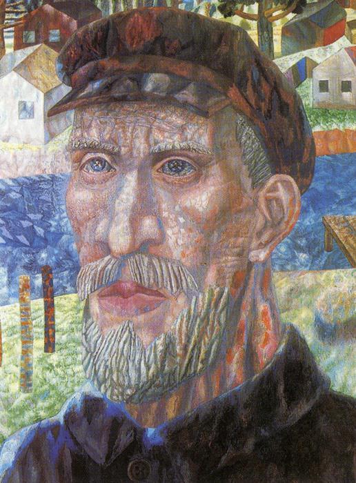 Kolkhoznik (Member of a Collective Farm). 1931