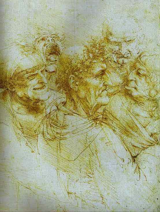 Leda 1508 (detail)