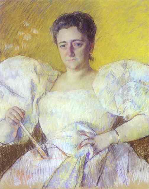 Louisine Elder Havemeyer. 1896