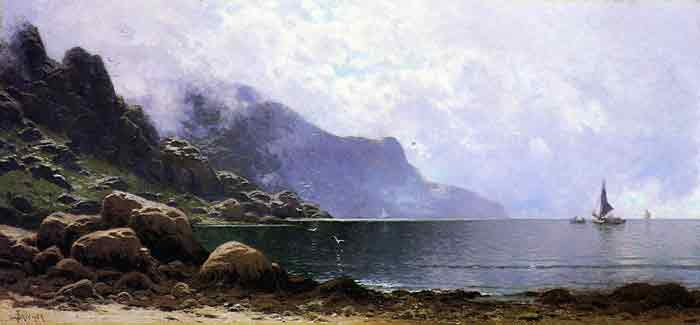 Mist Clearing, Grand Manan