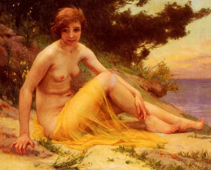 Nu Sur La Plage [Nude on the Beach]