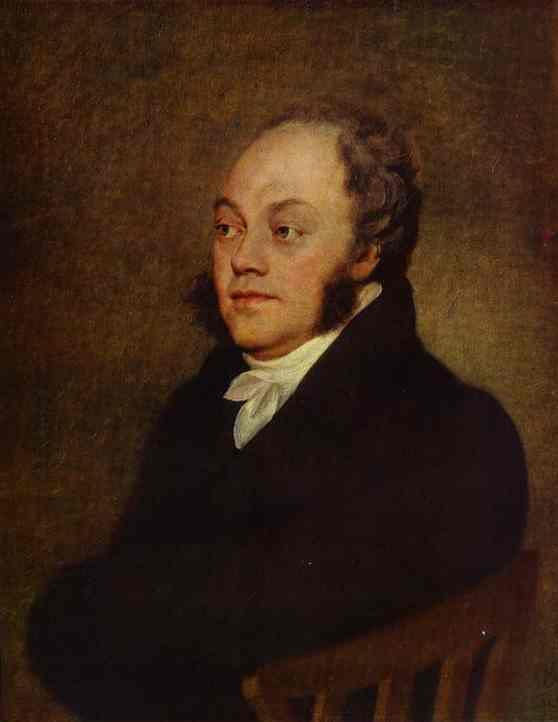 Portrait of Count F. B. Rostopchin. 1809