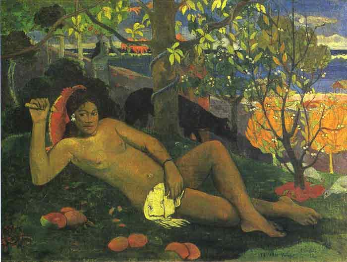 Te Arii Vahine, 1896