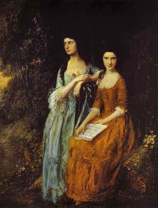The Linley Sisters. 1772