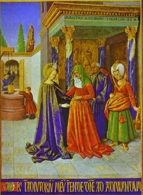 Visitation. c. 1453