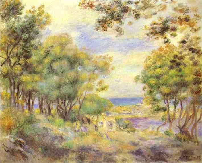 Landscape at Beaulieu (Paysage