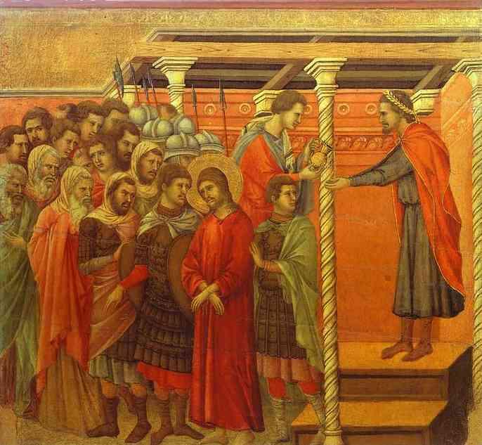 judgment pontius pilate
