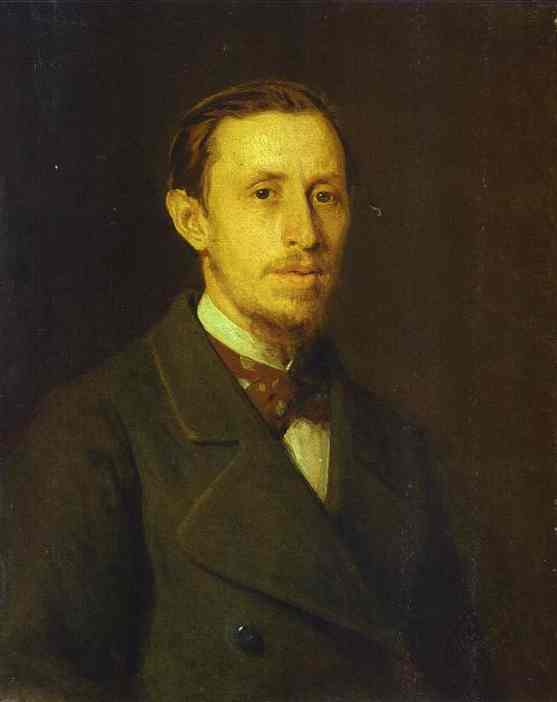 Portrait of an Unknown Man. 1875