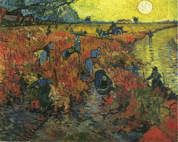 Scene in Arles, 1888