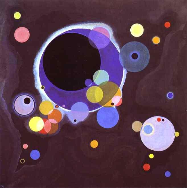 Several Circles. 1926