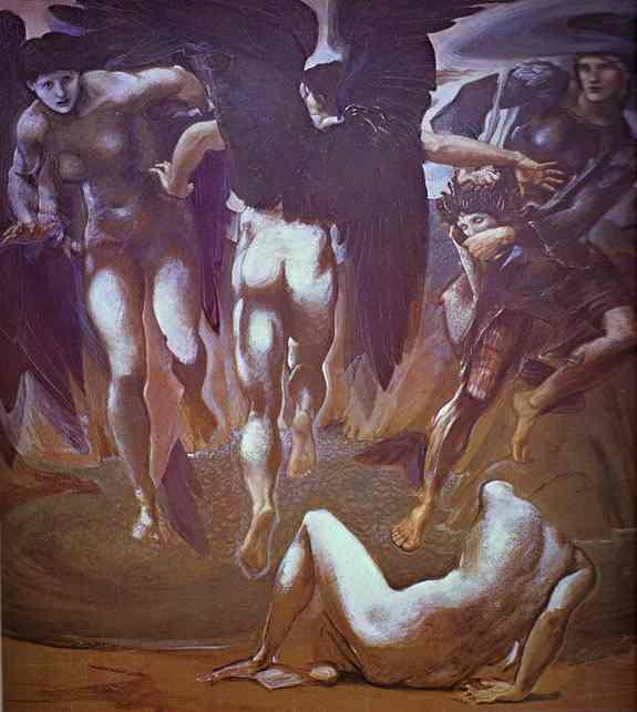 The Escape of Perseus. 1875