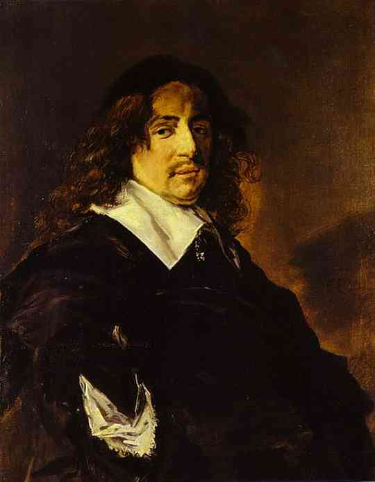 Portrait of a Man. 1660
