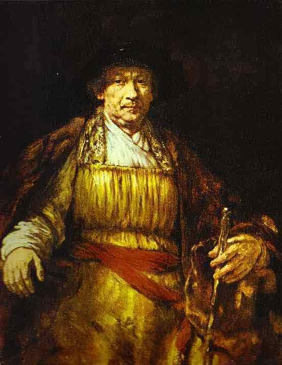 Self-Portrait. 1658