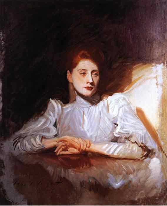 Madame Helleu , 1889