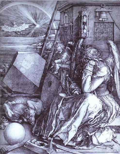 Melencolia I. 1514