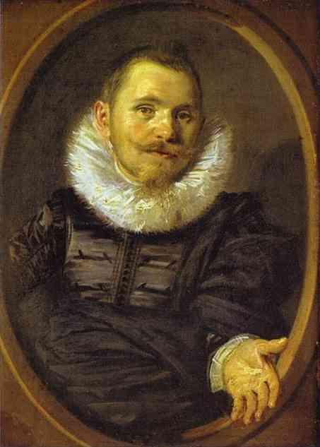 Portrait of a Man. c. 1627