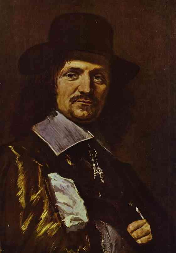 Portrait of the Painter Jan Asselin.