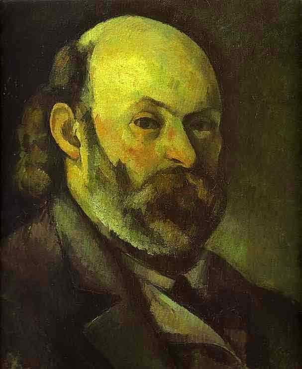 Self-Portrait. c. 1879