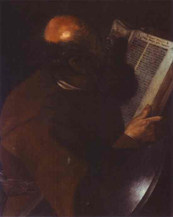 St. Matthew. (Copy of the lost original). c. 1615-1620