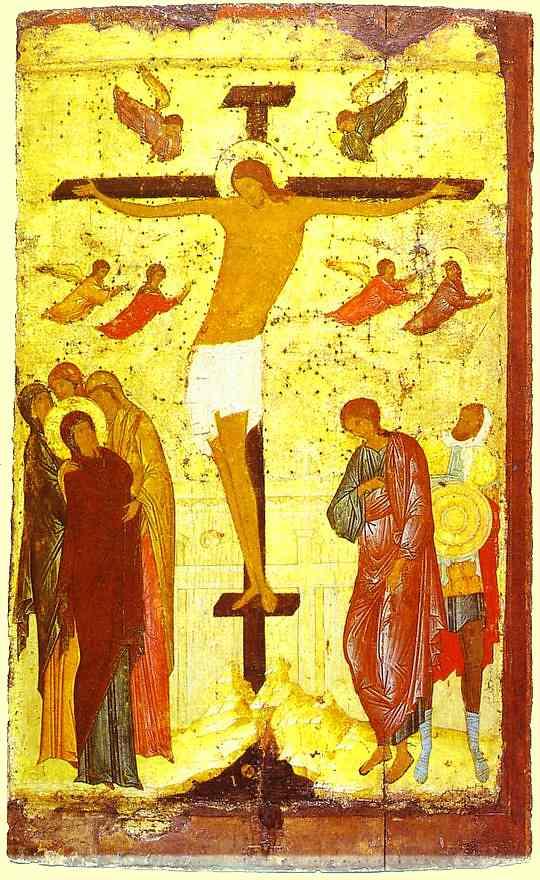 The Crucifixion. c. 1500