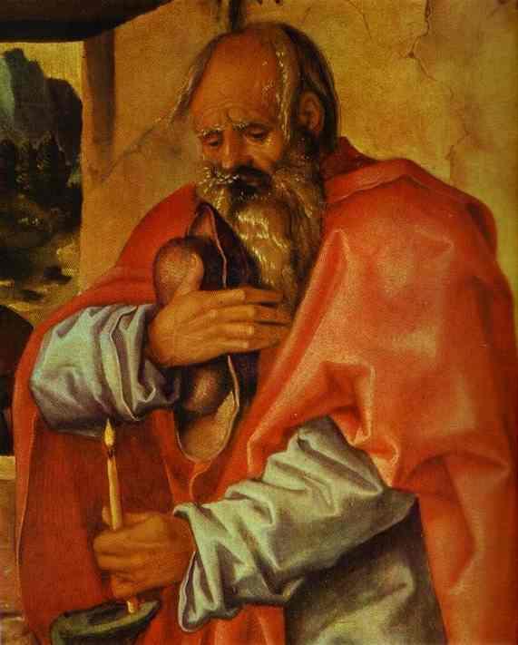 The Nativity (detail). 1510