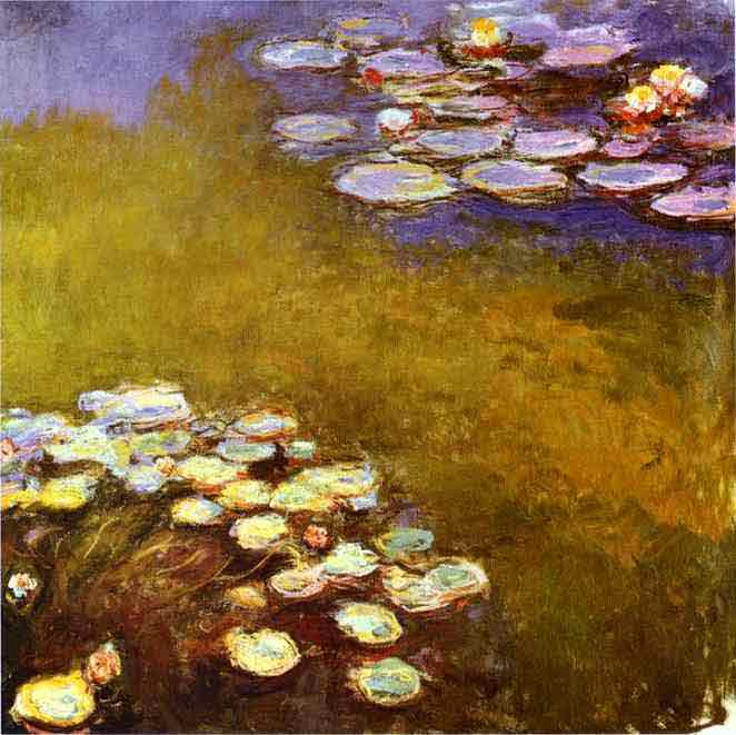 Water-Lilies 1917.