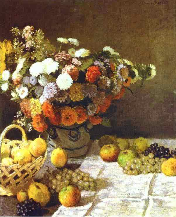 Flowers and Fruits 1869.