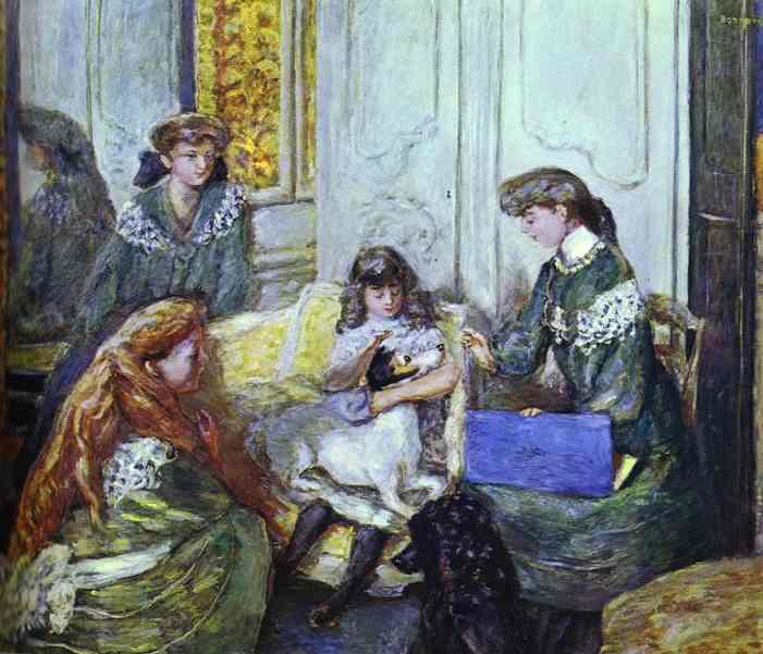 Natanson Girls, 1906