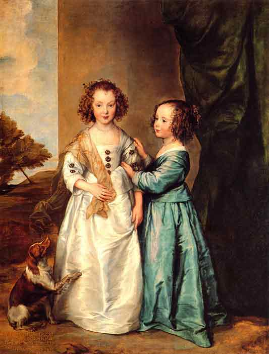 Philadelphia and Elizabeth Wharton, c.1635-1640