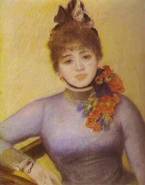 Portrait of Caroline R