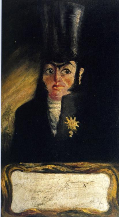 Portrait of El Sany