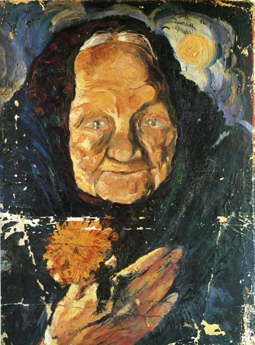 Portrait of Lucia. c. 1918