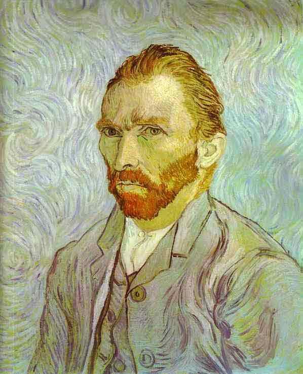 Self-Portrait. Saint-R