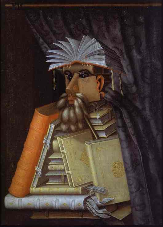 The Librarian. c.1566