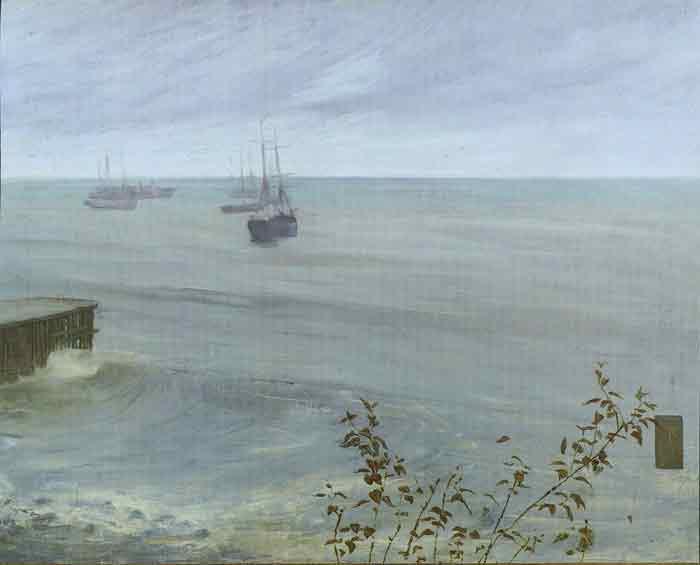 The Ocean, 1866