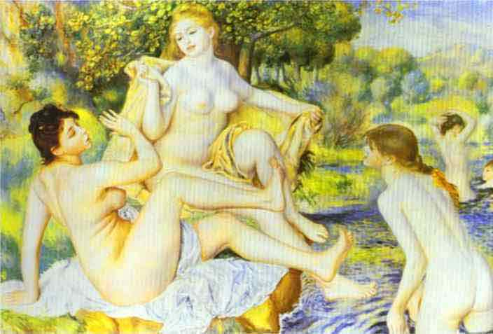 The Bathers. 1887
