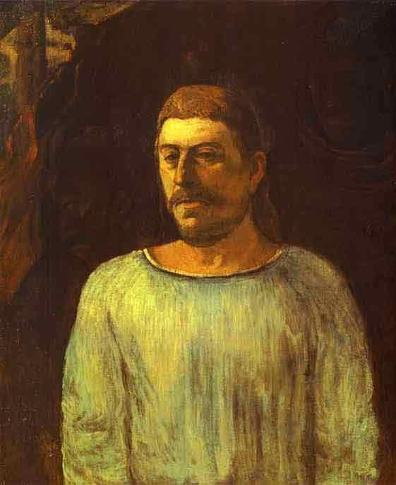 Self-Portrait. 1896