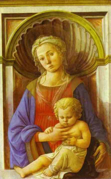 Madonna and Child. 1440