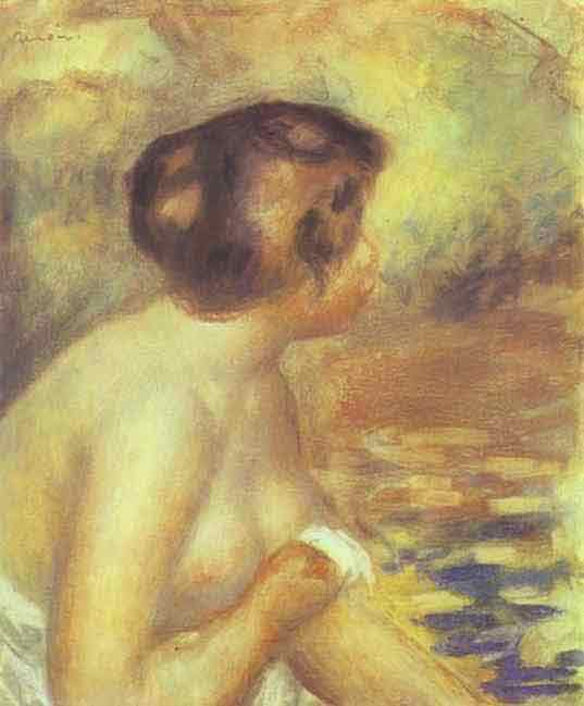 The Bather. 1894