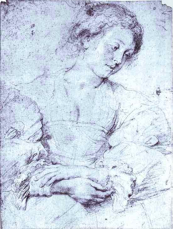 Portrait of a Girl. 1630