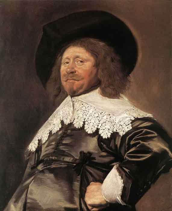 Oil painting for sale:Claes Duyst van Voorhout, 1638