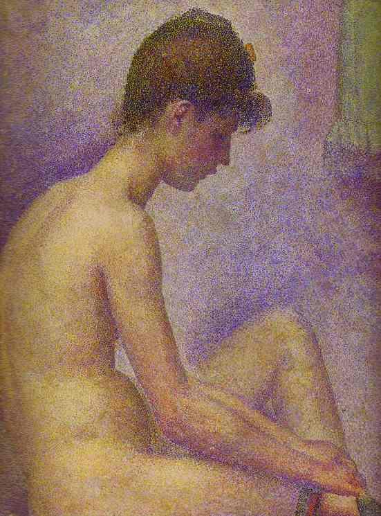 Oil PaintingModels Detail 1886