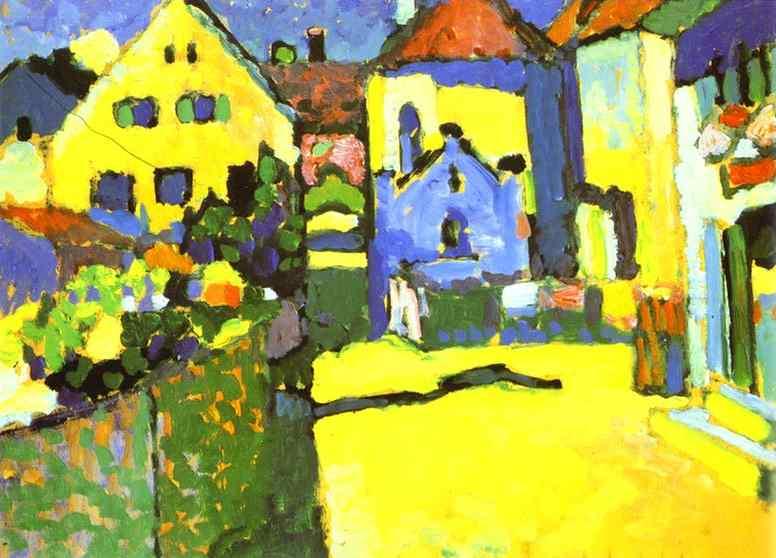 Oil painting:Gr